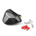 Taillight + Turn Signal For Honda CB600 CB900 HORNET 599 919 2002-2007 Smoke