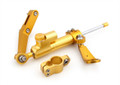 Steering Damper with bracket Suport Honda CBR954RR CBR 954 RR 2002-2003 Gold
