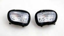 Front Turn Signals For Lens Honda GL1800 Goldwing 2001-2010 Clear