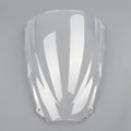 Windscreen Windshield Triumph Daytona 675 (2006-2008) Double Bubble, Clear