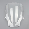 Windshield WindScreen Double Bubble For Triumph Daytona 675 2009-2013, Clear