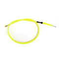 Clutch Cable Wire Replacement Honda CBR600RR (2003-2006), Neon Yellow