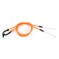 Throttle Cable Wire Line Gas Honda CBR1000RR (2004-2007), Orange