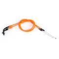 Throttle Cable Wire Line Gas Honda CBR600RR CBR 600RR (2003-2006), Orange