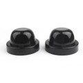 95mm Inner Diameter Rubber Housing Seal Cap Dust Cover LED HID Headlight