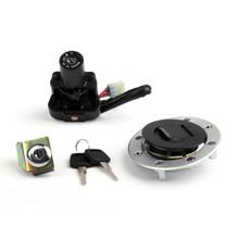 Ignition Switch Lock & Fuel Gas Cap Key Set Suzuki GSX1300RX Hayabusa 1999