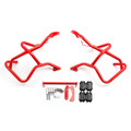Engine Guards Crash Bars Frame Protector BMW F800GS F700GS (2013-2017), Red