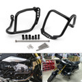 Upper Crash Bars Protection Frame BMW RnineT R1200R (2014-2016), Black