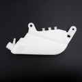 Radiator Coolant Overflow Tank Coolant Reserve Bottle Yamaha YZF-R1 (02-03), White