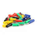 Mad Hornets 30PCS 4mm Banana Plug Power Amplifiers Binding Post