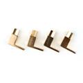 Mad Hornets 4PCS Speaker Fork Terminal Spade 4mm Banan Plug