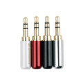 "Mad Hornets 20PCS Copper 1/8"" 3.5mm Stereo Male Plug Audio Music Player Solder"