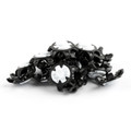 Mad Hornets 50 PCS Golf Spikes Pins Shoe Spikes Replacement Tour360 boost, Black