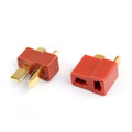 Mad Hornets 80PCS RC Model Toys Battery Deans Type T Plug Anti-skid M/F Connector