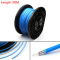 Mad Hornets 50m RG402 RF Coaxial Cable Connector Semi-rigid RG-402 Coax Pigtail 164ft