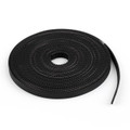 Mad Hornets 5PCS 5m Timing Belt Open Rubber 2GT 6mm Pulley 3D Printer CNC