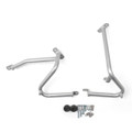 Engine Guard Crash Bars Suzuki GSR400 GSR600 BK400 600 (2006-2016) Silver