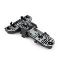 Taillight Tail Light Bulb Holder Tray Board for VW Jetta MK4 99-05, Black