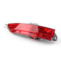 1Pair Red Rear Fog Lamp Bumper Cover Reflector For VW Touareg 2011-2014 US, Left Right