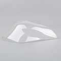 Front Headlight Screen Guard Lens Cover For Kawasaki VERSYS-X300 (2017) Clear