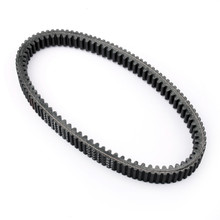Drive Belt For Aprilia SRV 850 (12-15) Gilera GP800 (07-10) Gilera GP800 (13) Black