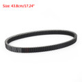 Drive Belt 23100-L4A-0001 For SYM 23100-L4A-0001, SYM MAXSYM 400i ABS (2011-2015) Black