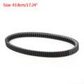 Drive Belt 23100-L3A-0002 for SYM 23100-L3A-0002, JOYMAX300 / GTS300, VOYAGER (GTS)250, RV250/270, JOYMAX 300i, GTS 300i, Black