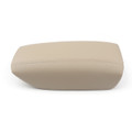 Armrest Cover Leather Synthetic Center Console Lid for Volvo S80 (1999-2006) Beige