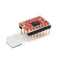 Mad Hornets 20PCs A4988 Stepper Driver With Heatsink For 3D Printer Compatible To Arduino