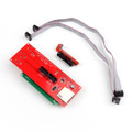 Mad Hornets LCD Display Controller 2004 With Adapter RAMPS 1.4 Reprap Mendel For 3D Printer