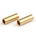 Mad Hornets 20x Ultimaker Copper Bushing Sleeve 8x11x30mm Bearing Sheathing Cover For 3D Printer