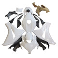 Fairings Honda CBR1000RR Racing Primal only Unpainted (2008-2011) (Fairing-CBR1000-0809-999)