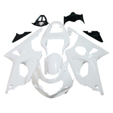 Fairings Suzuki GSXR 1000 Racing Primal only Unpainted (2000-2002) (Fairing-GSXR1000-0002-999)