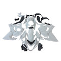Fairings Suzuki GSX 1300R Hayabusa Racing Primal only Unpainted (2008-2016) (Fairing-GSXR1300-0809-999)