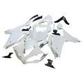 Fairings Yamaha YZF-R1 Lucky Strike Racing Primal only Unpainted (2007-2008)