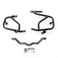 Steel Engine Guard Crash Bar Set for BMW S1000XR (2015-2017) Black