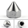 1x Nozzle Tier Time UP 1.75/0.4mm Filament Nozzle For 3D Printer Stainless Steel