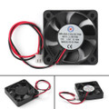 Mad Hornets 50mm x 10mm 5010B DC 12V 0.1A 2 Pin Brushless Cooling Fan Ball Bearing