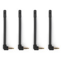 Mad Hornets 4¡Á 3.5mm Jack External Antenna Signal Booster 2DBI For Mobile Cell Phone Outdoor
