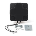 Mad Hornets 18dBi 4G LTE Antenna Outdoor Panel Dual MIMO N Female Signal Strength Booster