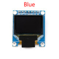 "Mad Hornets 1PCS 0.96"" I2C IIC Serial 128*64 Blue 7Pin OLED LED Display Module for Arduino"