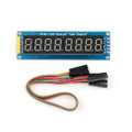 Mad Hornets 1PCS 8 Bits LED Display Digital Tube Module Eight Serial 595 Driver for Arduino