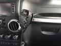 CB Radio Mic Bracket Passenger Grab Bar Mount Jeep Wrangler JK 2011-2017, 75WXST Cobra