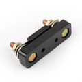 1Pcs ANL Fuse Holder Fork Type Car Power Supply No Protection Cover Base 12V