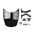 ABS Windshield Windscreen Headlight Fairing Suit For BMW R Nine T (14-17) (WIN-B604-Black)
