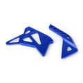 CNC Fuel Injection Injector Cover Guard Fairing For Kawasaki Z1000 (12-17) Blue (RC-160-Blue)