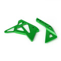 CNC Fuel Injection Injector Cover Guard Fairing For Kawasaki Z1000 (12-17) Green (RC-160-Green)