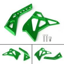 CNC Fuel Injection Injector Cover Guard Fairing For Kawasaki Z1000 (12-17) Green (RC-160-Green)
