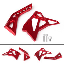 CNC Fuel Injection Injector Cover Guard Fairing For Kawasaki Z1000 (12-17) Red (RC-160-Red)