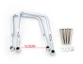 Saddlebag Support Bar For Honda MAGNA VF250 MAGNA VF750, Chrome (M502-005-Chrome)